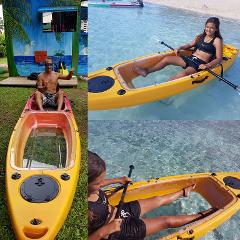 Glass Bottom Kayak Tours