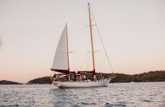 Lady Enid Sailing - Sunset Sail