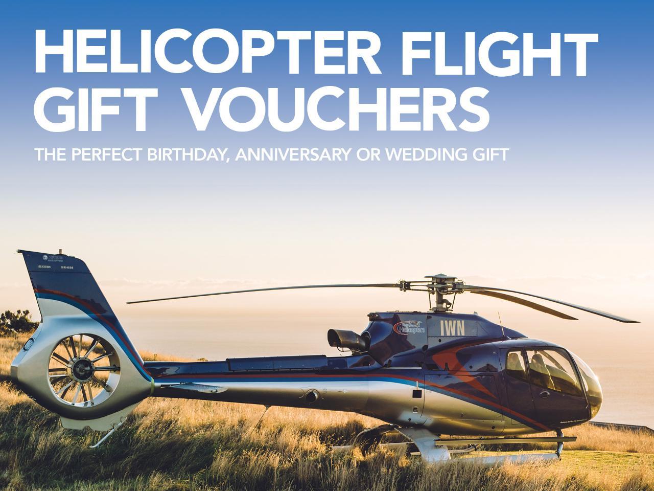 Wellington Helicopters Voucher