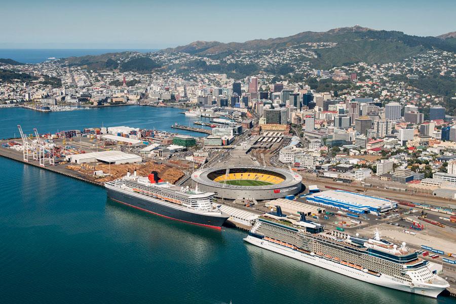 Wellington City Scenic