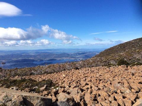 kunanyi/Mt. Wellington Summit + Cascade Tasmania Australia