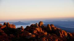 kunanyi/Mt. Wellington + Cascade Brewery Visit