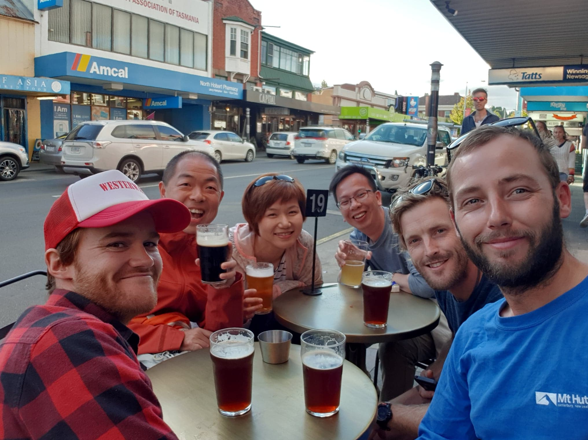 Hobart Beer and History Walk - Afternoon Guided Walking Tour