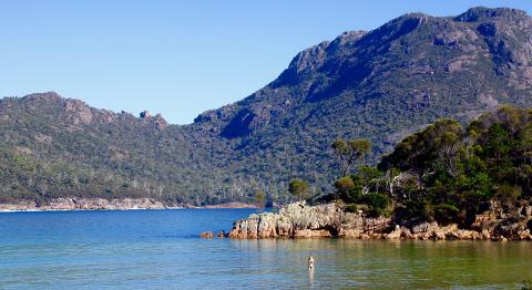 The Freycinet Retreat Walk Tasmania Australia