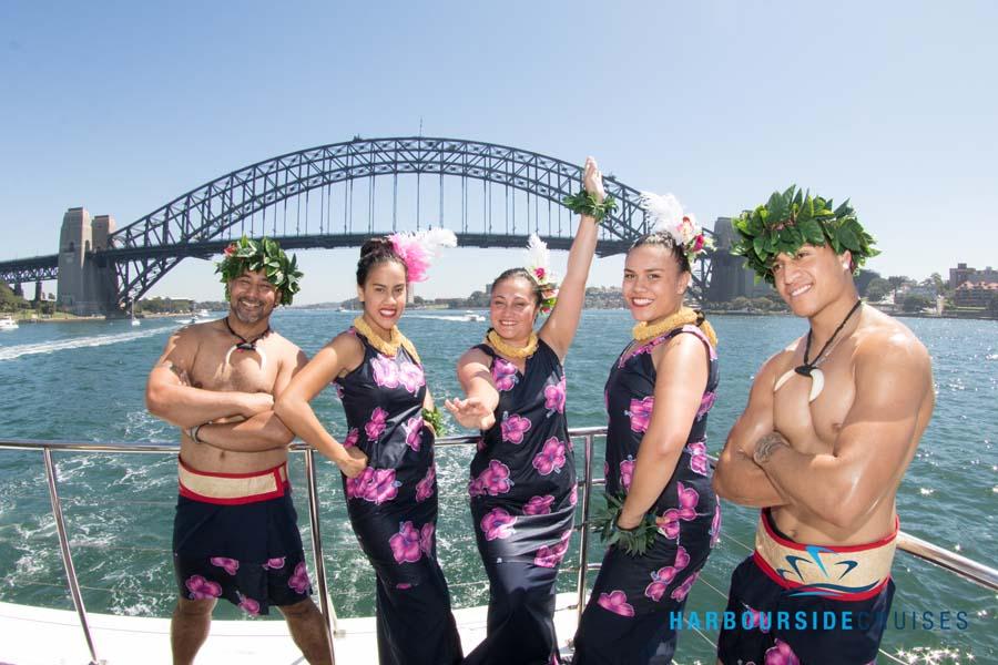 Sydney Harbour Spirit of the Island Dance Cruise