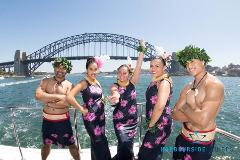 Sydney Harbour Spirit of the Island Dance Cruise & Buffet