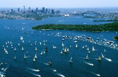 Sydney Harbour Boxing Day Lunch
