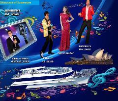 Sydney Harbour Elvis Tribute Show Featuring Tom Jones & more