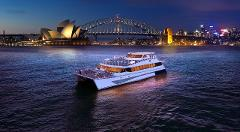 Sydney Harbour Dinner Cruise & Party Dj