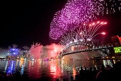 Sydney Harbour New Years Eve Fireworks Cruise