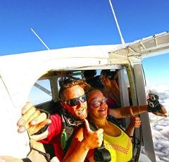 Adelaide: Sky Diving