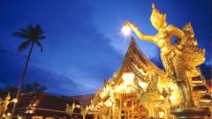 Phuket Fantasea (Show only)