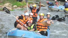 Trekking And Rafting Eco Adventure