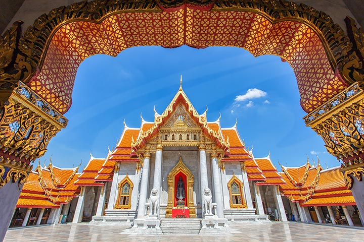 2-Day City & Temple Sightseeing Tour for Couples