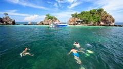 Khai Nok & Khai Nui Island Excursion  - Half Day