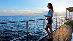 Sunset Cruise in Catamaran over Andaman Sea