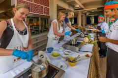 Guided Cooking Class at Amari Koh Samui