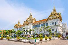 Private Grand Palace, Emerald Buddha & Reclining Buddha Morning Tour