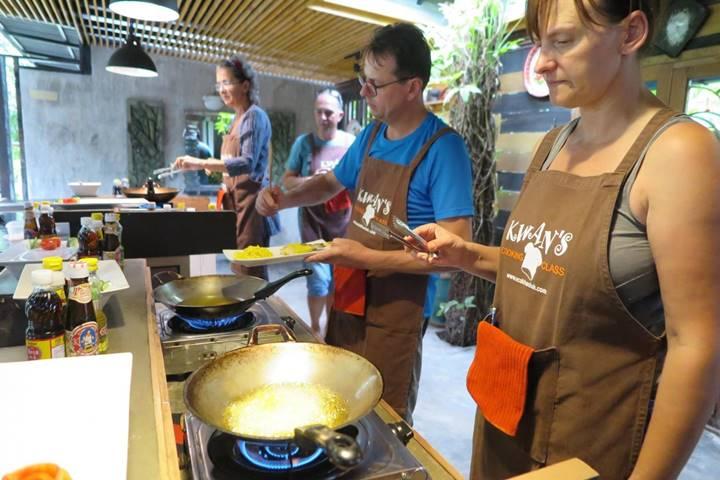 Thai Cooking Class in Khao Lak