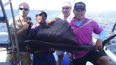 Big Game Fishing Full-Day Tour (Participant)