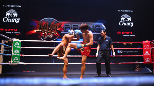 Muay Thai Live Performance at Asiatique - Standard Seat