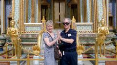 Grand Palace & Emerald Buddha Half-Day Temple Tour - AM (No Hotel Pickup)