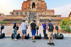 12:30 pm - HALF DAY CHAING MAI CITY SEGWAY TOUR