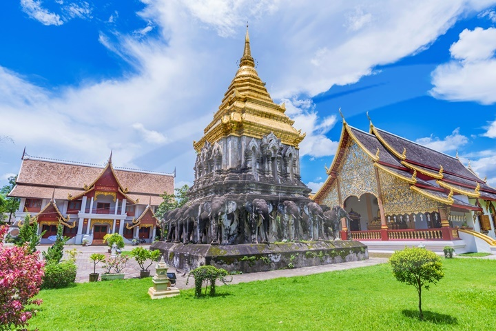 Ancient City of Wiang Kum Kam & Wat Chiang Man - 14.00pm
