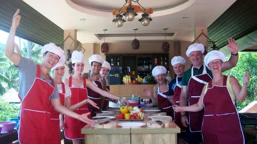 Chanita Thai Cooking Class - AM