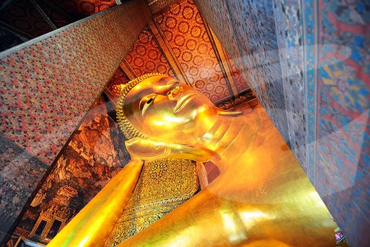 Golden Buddha, Reclining Buddha & Marble Temple Tour - AM