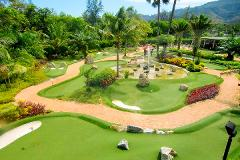 Phuket Adventure Mini Golf with Meal & Round trip Transfer