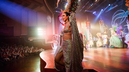 Alcazar Cabaret Show with Transfers - 09.30pm