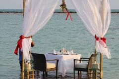 Romantic Dinner for 2 On the Beach - 7 Course - Regent Hotel Chaweng beach – 06.30pm
