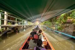 Thonburi Klongs & Grand Palace Morning Excursion(No Hotel Pickup)