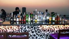 Vertigo and Moon Bar Rooftop Fine Dining Experience- 5 Course