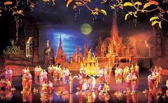 BANGKOK Siam Niramit Show - Gold Seat (No Transfer)