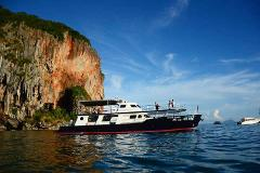 Sunset Cruise in Catamaran over Andaman Sea