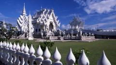 Chiang Rai City & Temples Tour - 13.30pm