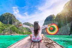 Phi Phi Islands by Ferry incl Snorkeling, Lunch & Transfers - First Class Seat