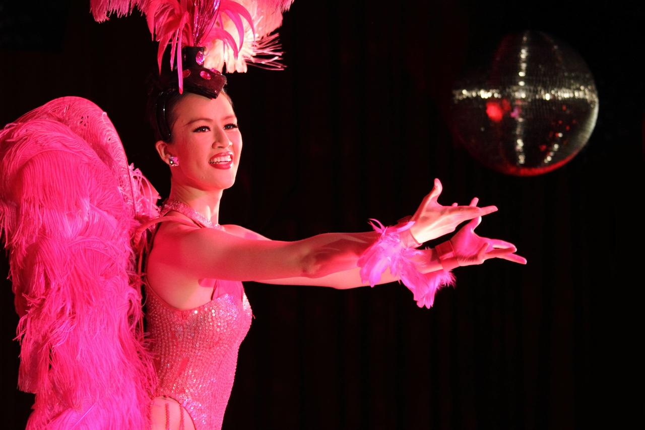 Calypso Bangkok Cabaret Show (21:00)