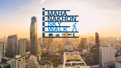 Maha Nakhon SKY WALK & Rooftop  - include hotel pick up