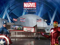 The Marvel Thailand Experience (One Way Private Transfer and Entrance)