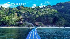 Full-day Koh Racha Yai and Koh Hey Island Relaxing and Snorkeling Tour