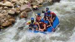 White Water Rafting & ATV & Flying Fox with Lunch