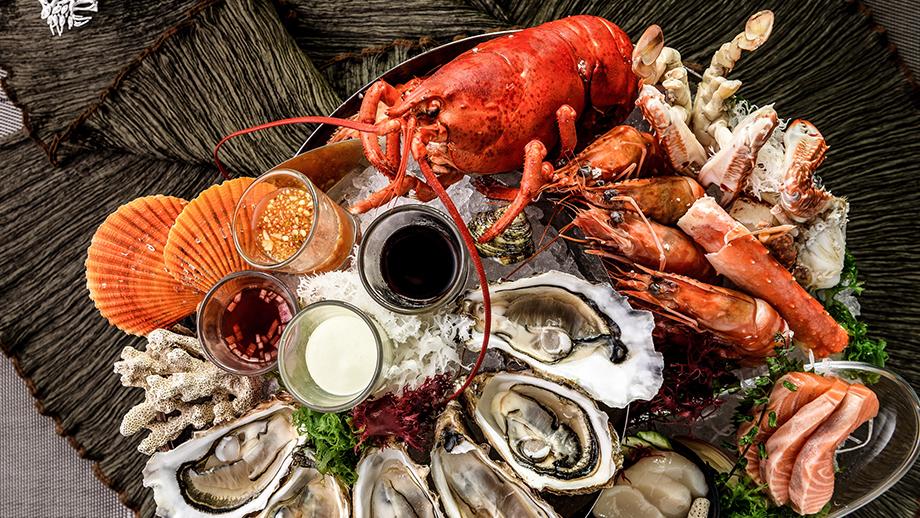 Vertigo Rooftop Dining Tour - 5 Courses includes Food Only