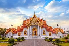 Ultra Last Minute Booking - Afternoon Half day -  Golden Buddha, Reclining Buddha & Marble Temple Tour with no hotel pick up