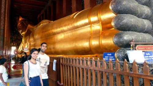 Golden Buddha, Reclining Buddha & Marble Temple Tour - PM