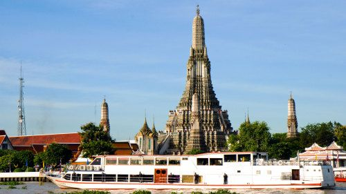Ayutthaya Ancient Capital Tour with River Cruise & Lunch  - No Hotel Pick Up