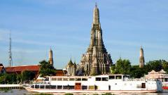 Ayutthaya Ancient Capital Tour with River Cruise & Lunch