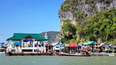 James Bond Island Day Trip via Speedboat